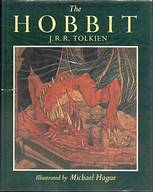 The Hobbit. Michael Hague Illustrated Edition. 1984