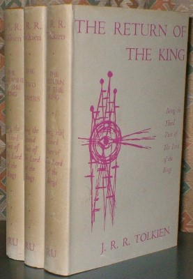 The Lord of the Rings - Readers Union Edition - 1960