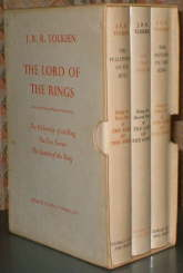 The Lord of the Rings. Boxed Edition 1960