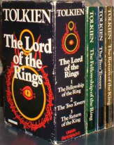 The Lord of the Rings. Unwin Books Edition. 1976