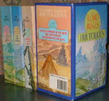 The Lord of the Rings. Reissued Edition. 1988