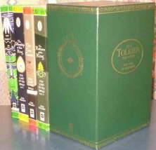 The Hobbit & LotR boxed set. 1997