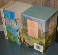 The Tolkien Box Set. 1987