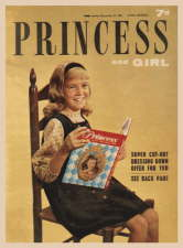 Princess and Girl. 21 November 1964