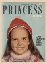Princess and Girl. 28 November 1964
