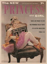 The New Princess and Girl. 31 October 1964