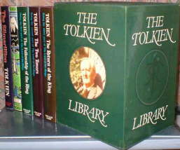 The Tolkien Library. 1978