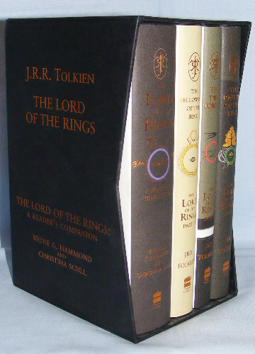 Lord of the Rings & Reader's Companion. 2005