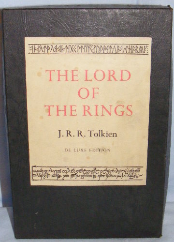 The Lord of the Rings. 1974