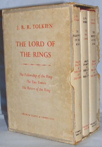 The Lord of the Rings. 1961