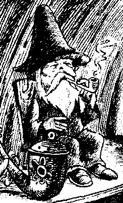 Gandalf by Ferguson Dewar - 16 January 1965