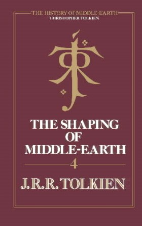 The Shasping of Middle-earth. First Edition 1986