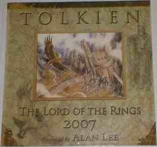 Tolkien - The Lord of the Rings 2007. Issued shrink-wrapped