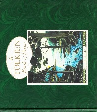 A Tolkien Book of Days. 1996. Hardback