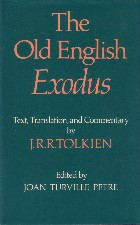 The Old English Exodus. 1981. Hardback in dustwrapper.