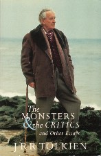 The Monsters and the Critics and Other Essays. 1997. Paperback
