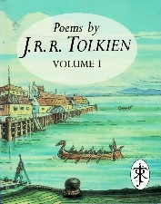 Poems by J.R.R. Tolkien Volume I. 1993. Miniature hardback in dustwrapper<br>