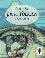 Poems by J.R.R. Tolkien Volume II. 1993. Miniature hardback in dustwrapper<br>