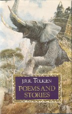 Poems and Stories. 1992. Hardback with dustwrapper.