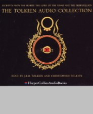 Tolkien Audio Collection. 2002. Four CD set.