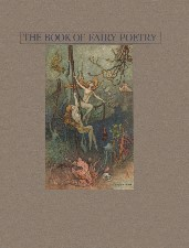 Book of Fairy Poetry. 1920. Hardback in dustwrapper.