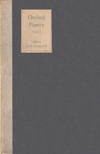 Oxford Poetry 1915. Hardback.