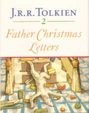 Father Christmas Letters 2. 1994. Miniature hardback in dustwrapper