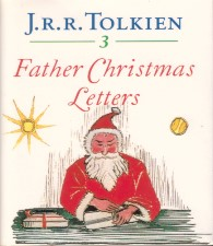 Father Christmas Letters 3. 1994. Miniature hardback in dustwrapper