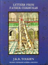 Letters from Father Christmas. 1999. Hardback in dustwrapper