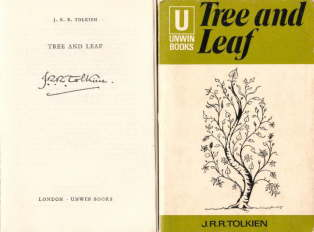 Tree and Leaf. 1971.