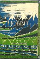 The Hobbit. 1937. Hardback in dustwrapper.