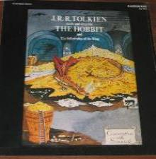 JRRT Reads and Sings The Hobbit. 1975. LP Record.