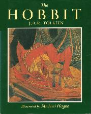 The Hobbit. 1987. Hardback in dustwrapper.