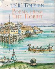 Poems from The Hobbit. 1999. Mini-Hardback in dustwrapper.