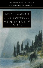 History of Middle-earth Index. 2002. Paperback.