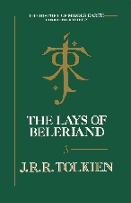 Lays of Beleriand. 1991. Hardback in dustwrapper.