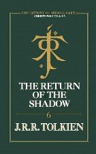 Return of the Shadow. 1993. Hardback in dustwrapper.