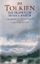 Peoples of Middle-earth. 1997. Paperback.