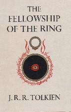 The Fellowship of the Ring. 1954. Hardback in dustwrapper.