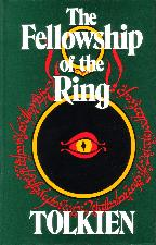 The Fellowship of the Ring. 1973. Hardback in dustwrapper.