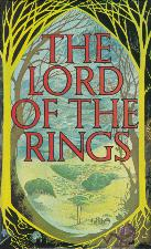 The Lord of the Rings. 1976. Hardback in dustwrapper.