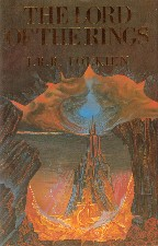 The Lord of the Rings. 1988. Hardback in dustwrapper.