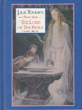 Poems from The Lord of the Rings. 1994. Hardback.