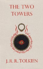 The Two Towers. 1954. Hardback in dustwrapper.