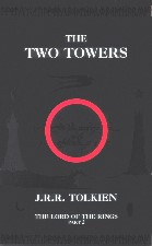 The Two Towers. 1999. Paperback.