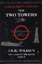 The Two Towers. 2002. Hardback.