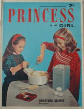 Princess and Girl - 19 December. Magazine.