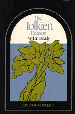 Tolkien Relation. 1968. Hardback in dustwrapper.