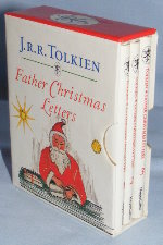 Father Christmas Letters. 1994. Miniature hardbacks. Issued in a slipcase.