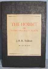 The Hobbit. 1976. Hardback. Issued in a box.